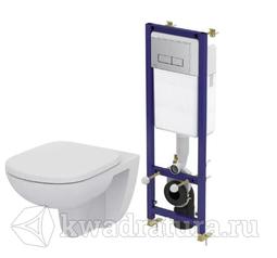 Инсталляция Ideal Standard W990101 комплект Tempo