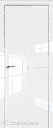 Межкомнатная дверь Профильдорс 12LК глянец Белый люкс кромка с 4-х сторон