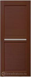 Межкомнатная дверь Двери и К 52 Аква Ч0 венге