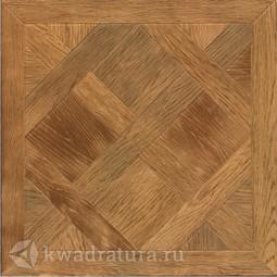 Керамогранит Березакерамика Альфа кофейный 41.8х41.8 см