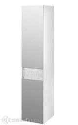 Шкаф Амели для белья с 1 зеркальной дверью R/L