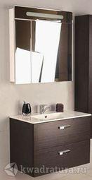 Набор мебели для ванной Roca Victoria Nord 80 венге