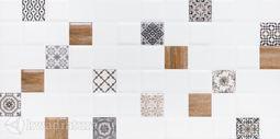 Декор 1 Lasselsberger Астрид белый 20х40 см