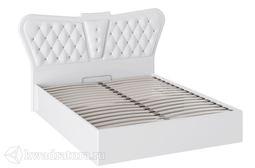 Кровать Аврора  с подъемным механизмом 1600