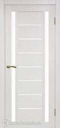 Межкомнатная дверь OPorte Турин 558.112 Ясень перламутровый