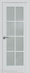 Межкомнатная дверь Профильдорс 101u Аляска стекло матовое