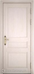 Межкомнатная дверь Азалия ДГ Дуб жемчужный