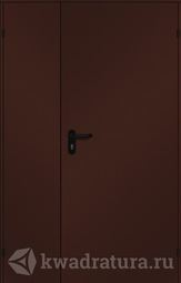 Дверь противопожарная ДПМ EI60-02 Ral 8017