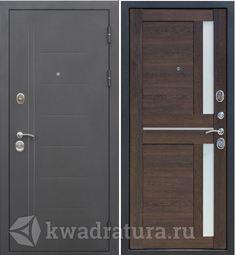 Входная дверь Феррони Нью-Йорк 7,5 мм Каштан мускат