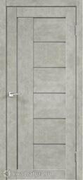 Межкомнатная дверь VellDoris Loft 3 Бетон светло-серый