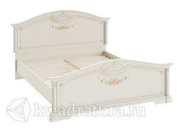 Кровать Лючия 1600 со спинкой
