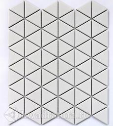 Мозаика керамогранитная Bonaparte Reno white (Matt) 25,2х29,1