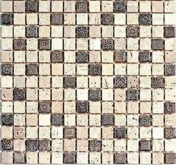 Мозаика каменная Bonaparte Milan-1 30.5x30.5