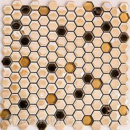 Мозаика керамическая Bonaparte Absolute 30,5х30,2