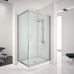 Душевой уголок Aquanet Alfa NAA1131 120х80 прозрачное стекло
