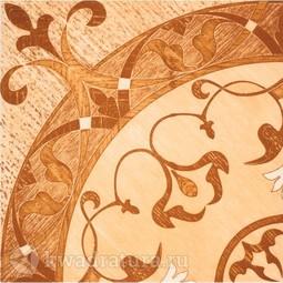 Напольная плитка Березакерамика Помпея бежевый 42х42 см