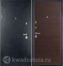Дверь входная Профильдорс HD6 1Z Венге кроскут