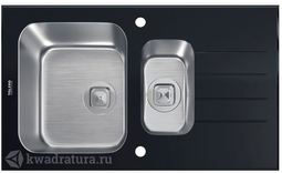 Кухонная мойка Tolero Ceraмic Glass TG-860К