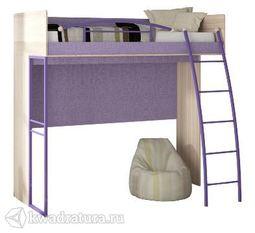Кровать-чердак Индиго
