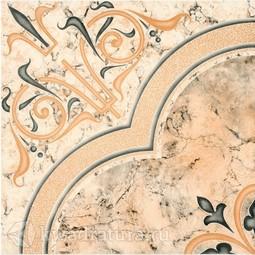 Напольная плитка Березакерамика Венеция бежевый 42х42 см