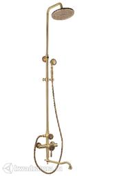 Душевая система Bronze De Luxe 10120DR Windsor