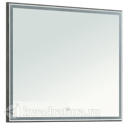 Зеркало Aquanet Nova Lite 90 LED дуб рошелье